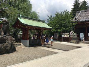浅草神社手水場