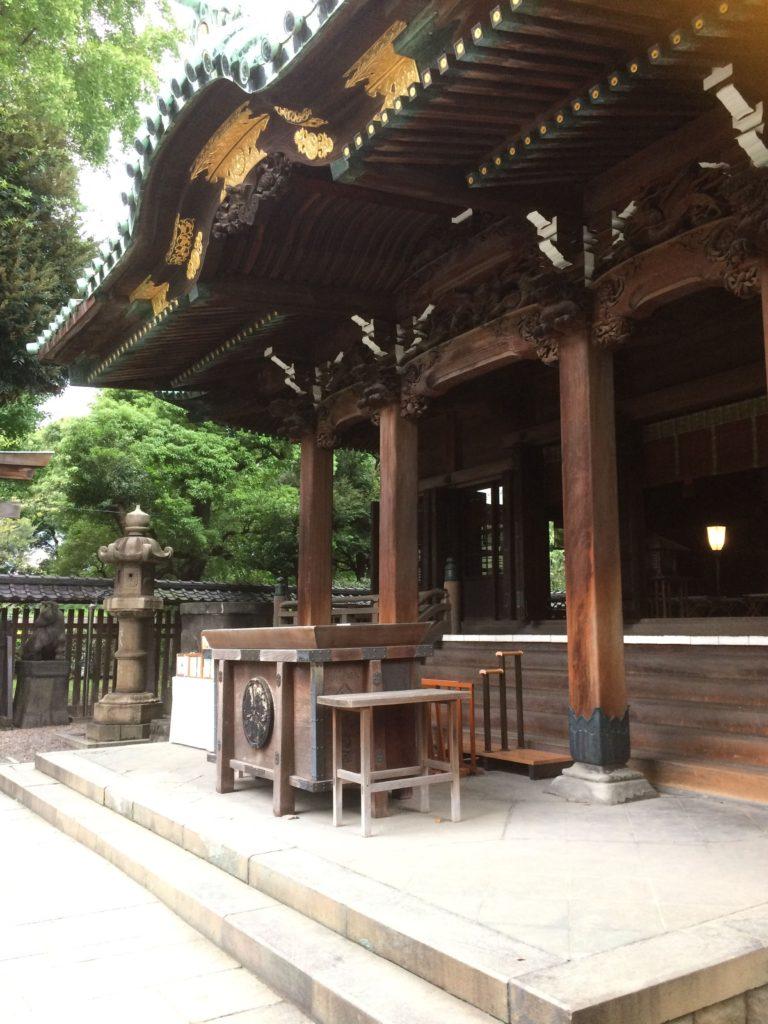 浅草牛嶋神社