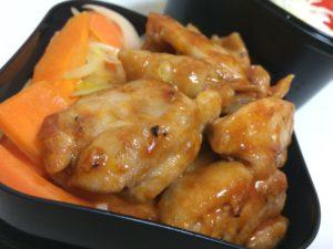 鶏モモ肉のケチャップ焼き
