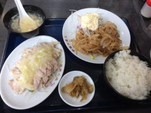 錦糸町,中華料理,谷記,ランチ