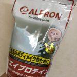 ALPRONココアフレーバープロテイン